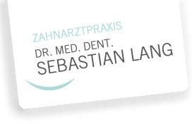 Zahnarztpraxis Dr. Lang Philosophie